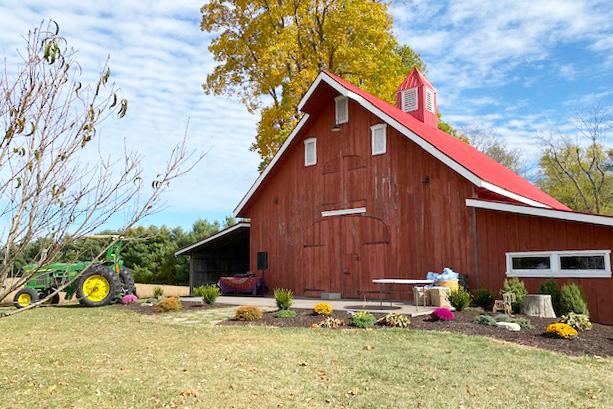 Providence Farm Barn